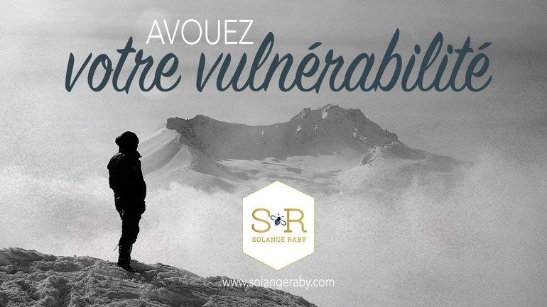 Pour vivre un miracle, avouez votre vulnérabilité