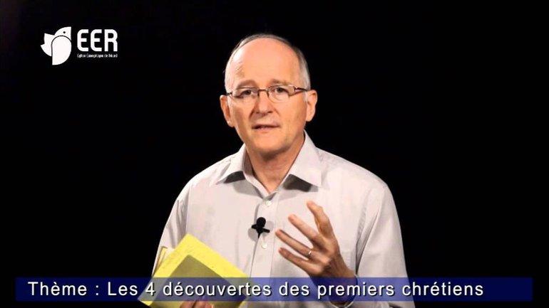 Walter Zanzen - Les 4 découvertes des premiers chrétiens