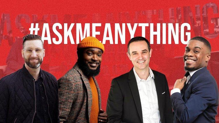 #AskMeAnything #30 - Ivan Carluer et Elie-David Domingos - Spéciale Plan de Dieu !