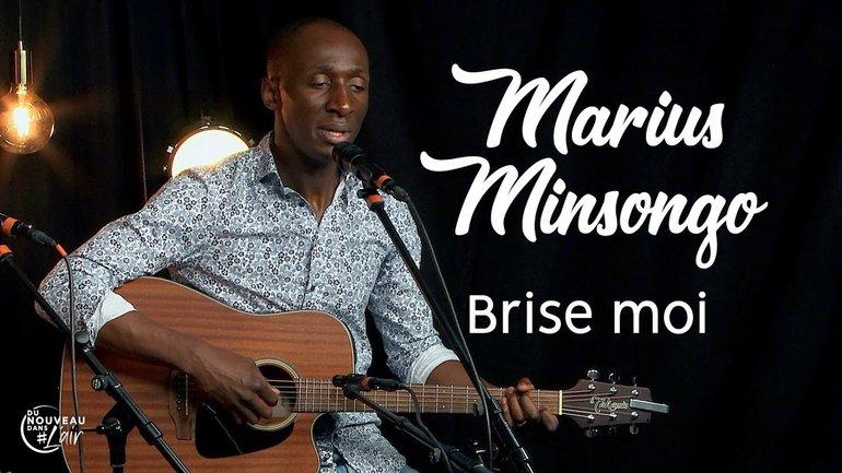 Brise moi - Marius Minsongo