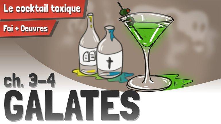 Galates - Chapitres 3 & 4: Le mauvais mélange