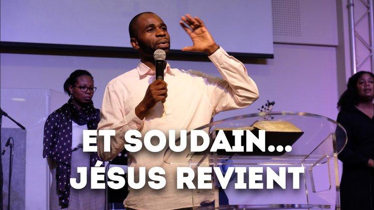 Et soudain... Jésus revient - Pasteur Pedro Sukami
