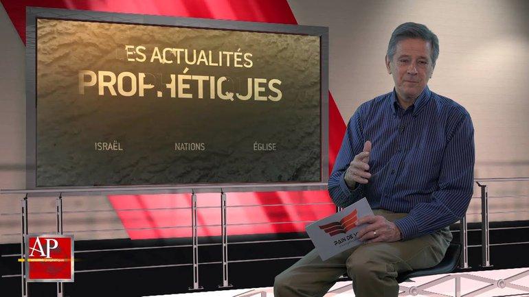 AP03-16 L'ANTÉCHRIST, LE FAUX PROPHÈTE ET LES 2 TÉMOINS (3)