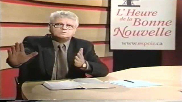 Jean-Pierre Cloutier - Que signifie être chrétien ?