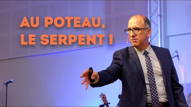 Au poteau, le serpent ! - Pasteur Alain Aghedu