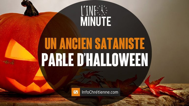 UN ANCIEN SATANISTE PARLE D'HALLOWEEN