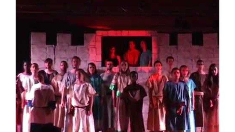 L'histoire de Rahab - Comédie Musicale - 2014
