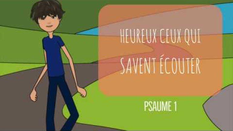 Psaume 1 - Heureux ceux qui savent écouter - Hélène et Samuel Grandjean - Interprétation