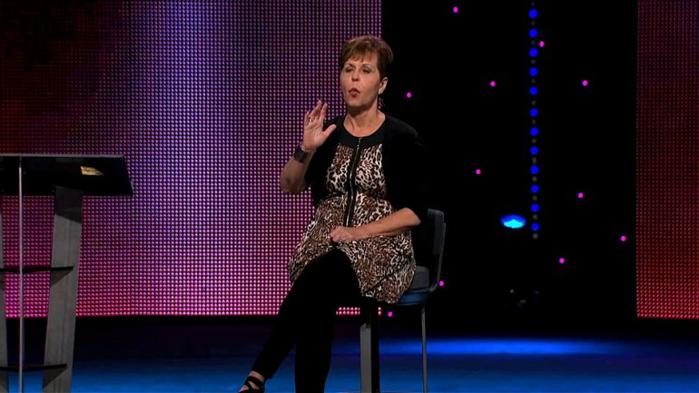 J'étais toujours centrée sur moi (2/2) - Joyce Meyer - Grandir avec Dieu