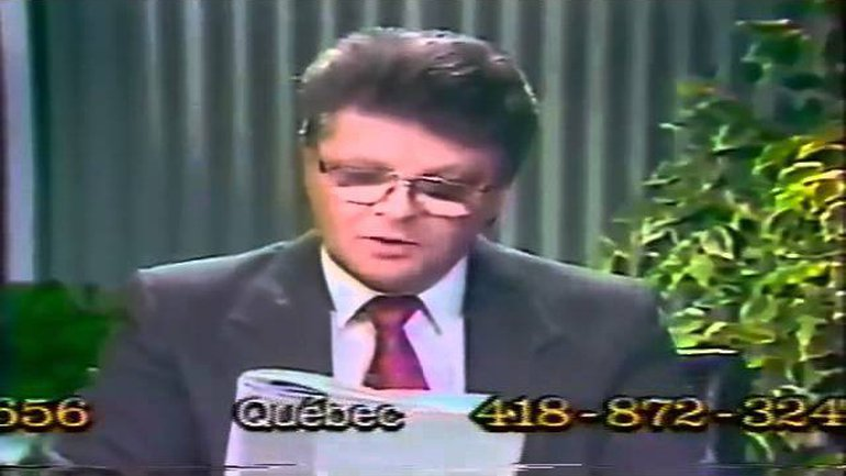 Jean-Pierre Cloutier - Religion ou Jésus-Christ ?