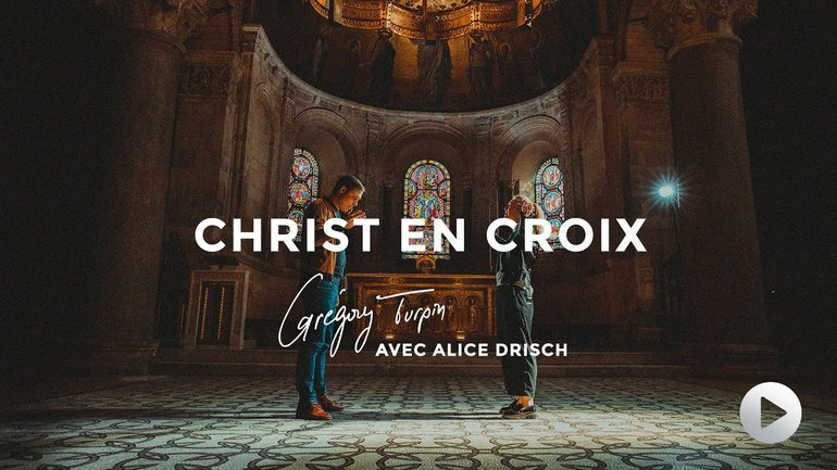 Grégory Turpin - Christ en croix (feat Alice Drisch)