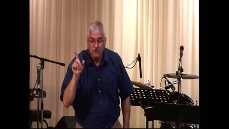 Serge Pinard - Introduction à Romains 8 (5)