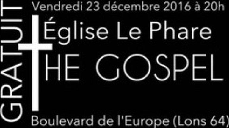 """Jerry and The Essentiel Gospel Singers"""" en concert Gratuit - 23 déc - à Lons (64)"""