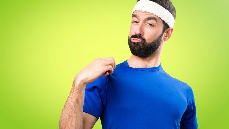 Je suis sportif… non pratiquant