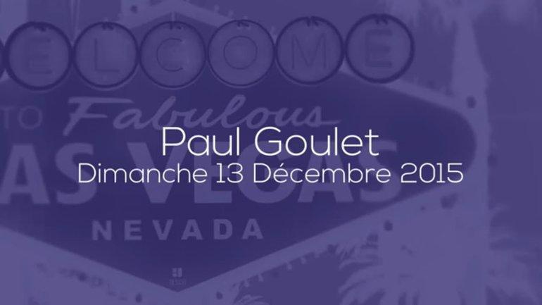 PAUL GOULET - VIVRE SA VIE CHRETIENNE - 13/12