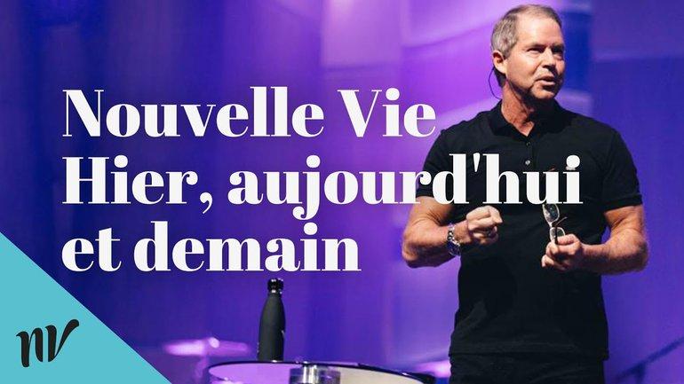 25 ans de Nouvelle Vie, Hier, aujourd'hui et demain | Claude Houde
