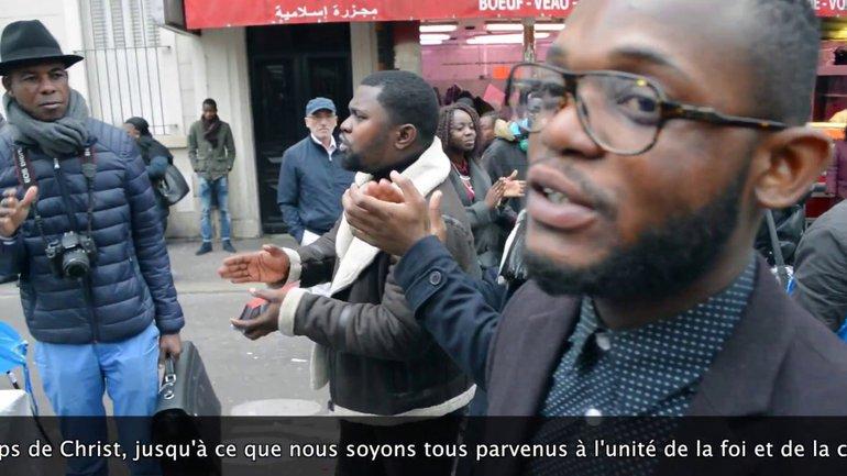 Evangelise Ta Nation #2 - Paris Leve-Toi (Reportage)