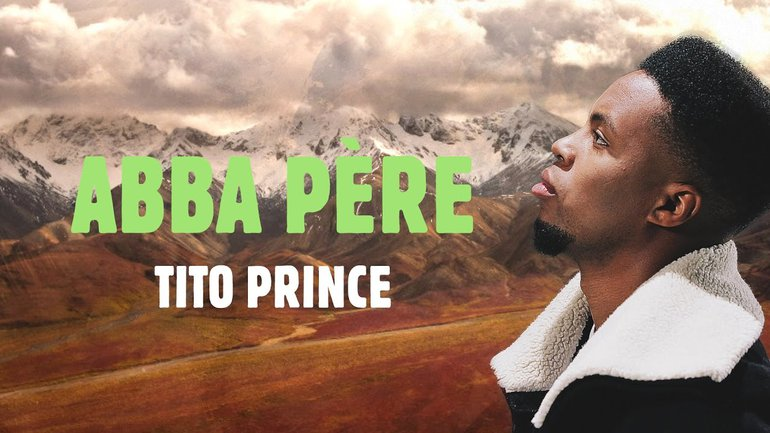 TiTo Prince - ABBA PÉRE  (Lyric Video)