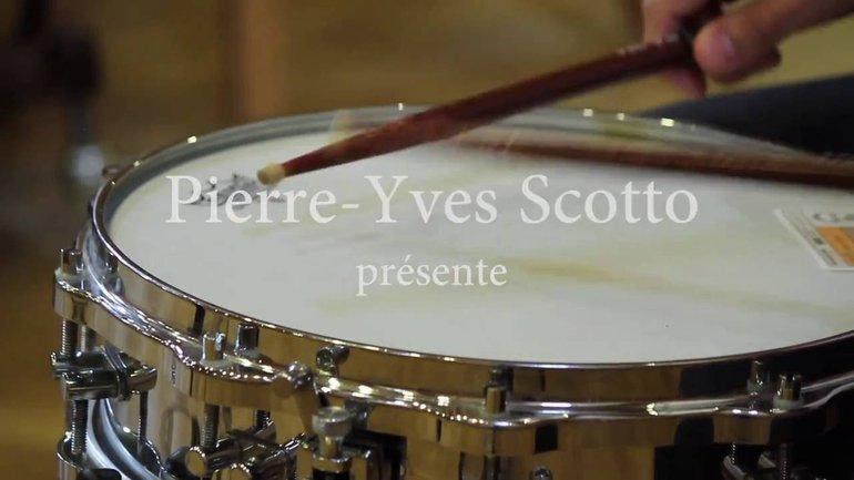 Pierre-Yves Scotto - Entre hier et aujourd'hui (Teaser)