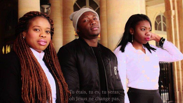 Emy Batoba feat jonathan Gambela & scilia - Tu es la