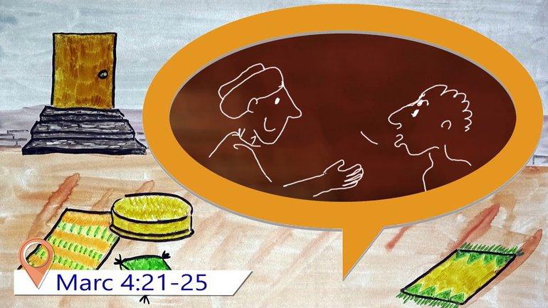 Évangile de Marc Chapitre 04 (pour enfants à partir de 10 ans)