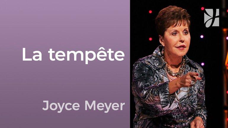 2mn avec Joyce Meyer - Survoler la tempête - 681