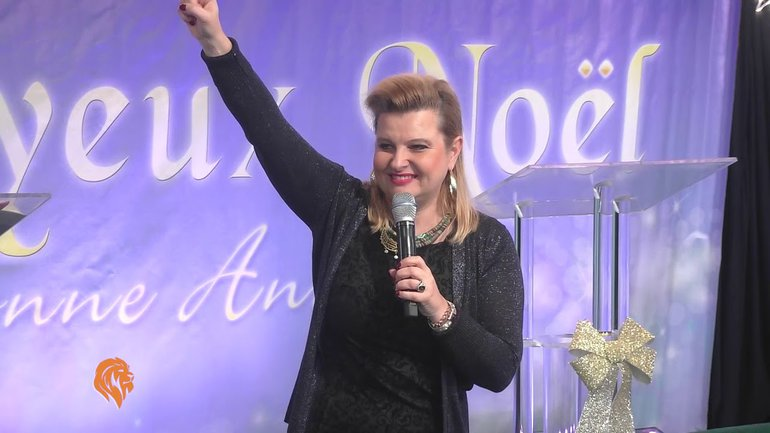 Dorothée Rajiah - Le rire, manifestation de la Foi de l'Esprit