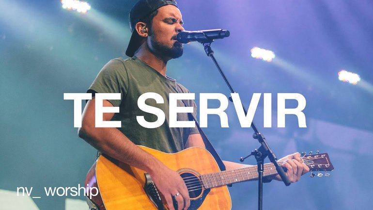 Te Servir   NV Worship