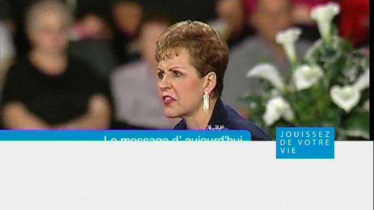 L'autorité du croyant (4/4) - Joyce Meyer - Fortifié par la foi