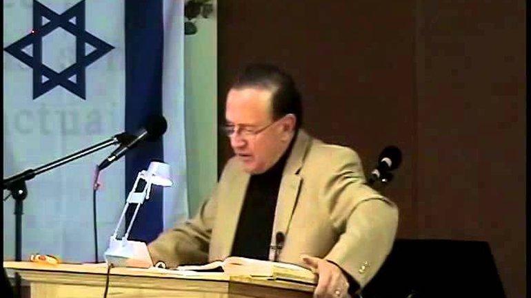 Raymond Bourgier - Pourquoi devons-nous aimer Israël 1/2 ?