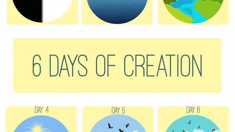 La terre a-t-elle réellement été créée en six jours ou est-ce une allégorie ?