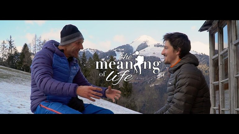 The Meaning of Life, Interview 2/4 Martin Horn