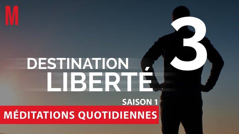 Destination Liberté (S1) Méditation 3 - Exode 2.11-15 - Jean-Pierre Civelli