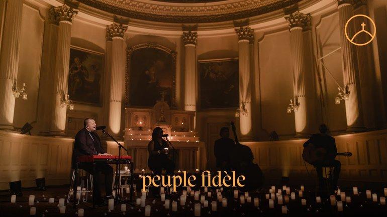 Peuple fidèle - la Chapelle Musique & Sébastien Corn