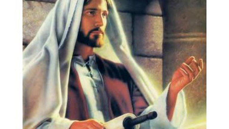 Jésus prit le premier la Parole