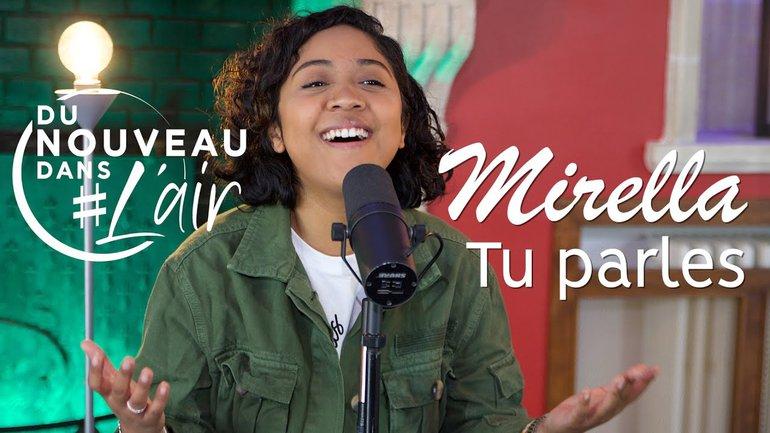 Tu parles - Mirella - Du nouveau dans l'air