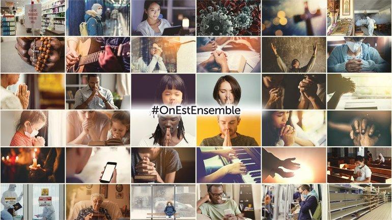#OnEstEnsemble le LIVE du lundi 13 avril