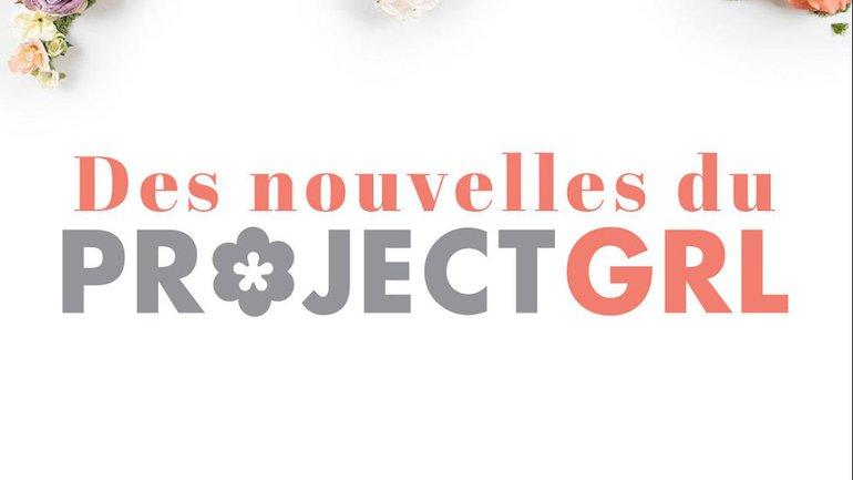 Des nouvelles du projet GRL !