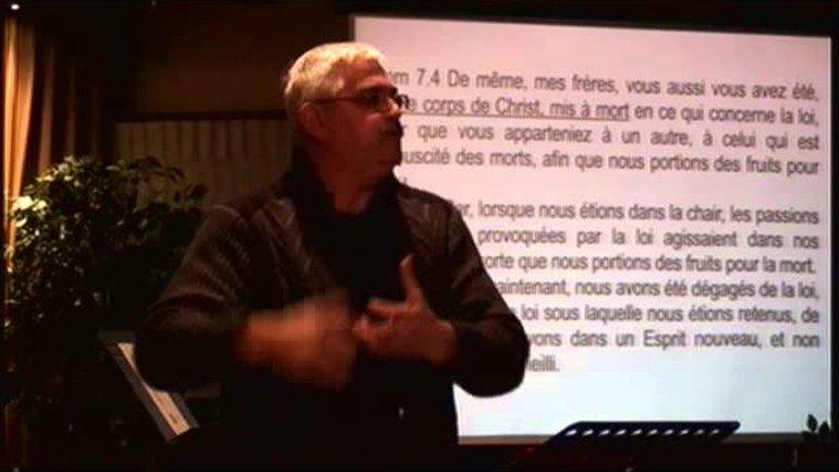 Serge Pinard - L'héritage garanti - 1 Pierre 1:3-5