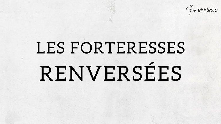 Les forteresses renversées / Jonathan Lukoki
