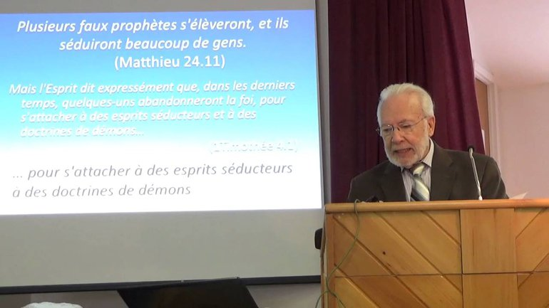 Fernand Saint-Louis - Ou est la promesse de son avènement ?