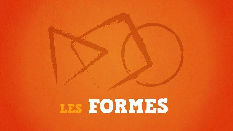 Petits bouts de Bible - Les formes