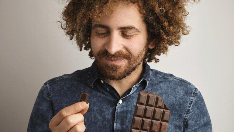 Est-ce sain(t) de manger du chocolat ?