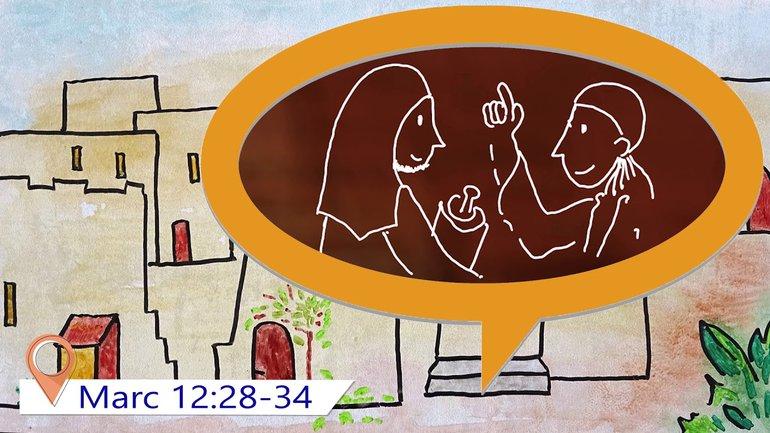 Évangile de Marc Chapitre 12