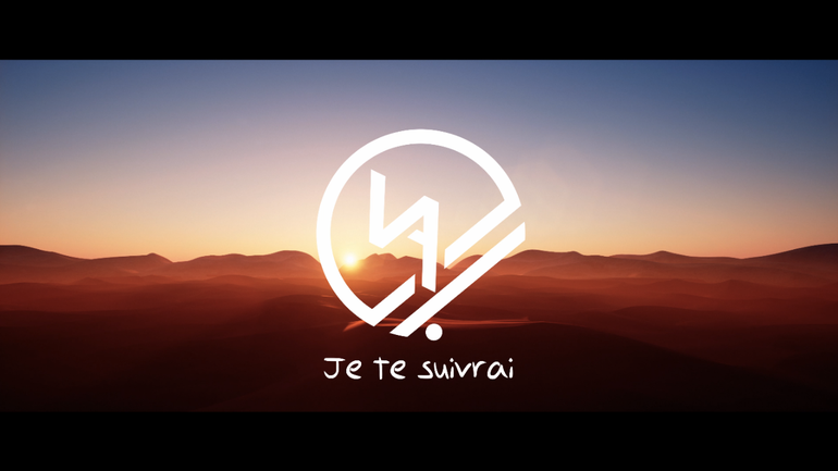 Je Te suivrai - WAOUH (Lyrics Video Officielle)
