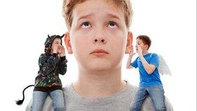 Comment aider nos enfants à résister aux tentations