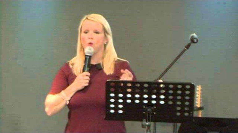 Stéphanie Reader - Comment entrer dans la foi pour notre destinée - Brignoles le 10.10.15.