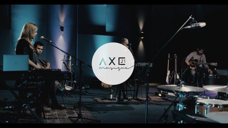 Repousse mes limites - Axe21 Musique (session acoustique)