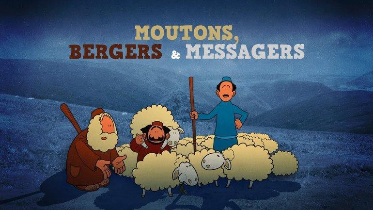 ▶️ Petits bouts de Bible - Le Sauveur est né ! - ép. 4 - Moutons, bergers & messagers