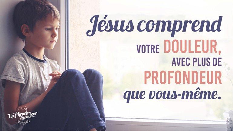 Jésus se tient près de vous 👍